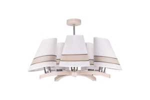 Люстра Польша TK Lighting 804 Mila 5